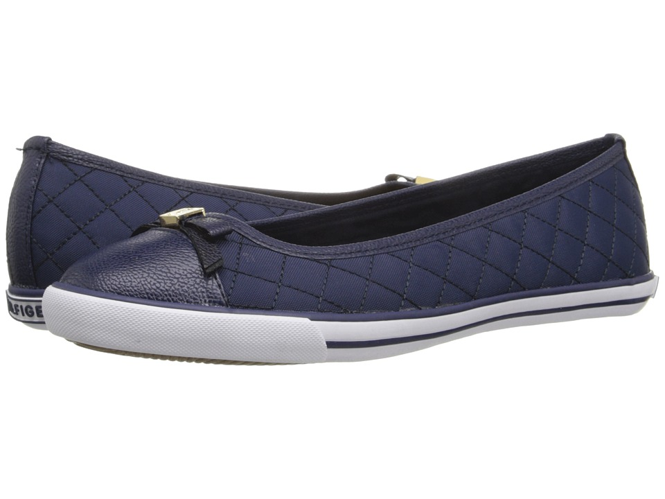 Tommy Hilfiger Beth Blue/Blue Womens Shoes