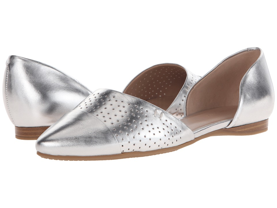 Tommy Hilfiger Neema Silver Womens Shoes