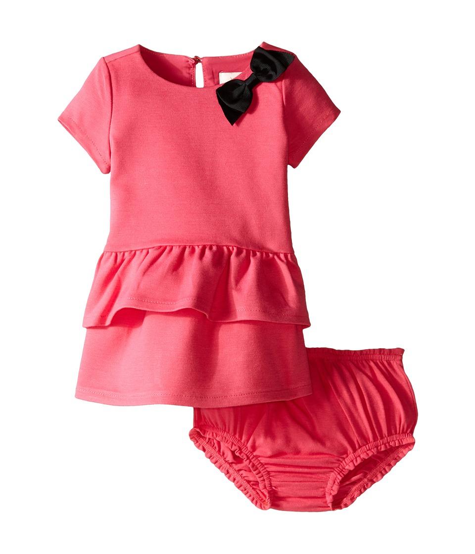 Kate Spade New York Kids Karis Dress Infant Pink Swirl Girls Dress