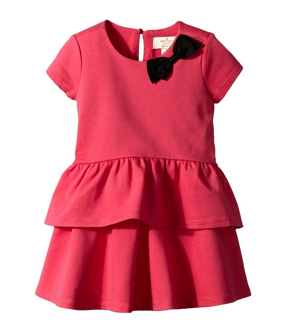 Kate Spade New York Kids Karis Dress Toddler/Little Kids Pink Swirl Girls Dress