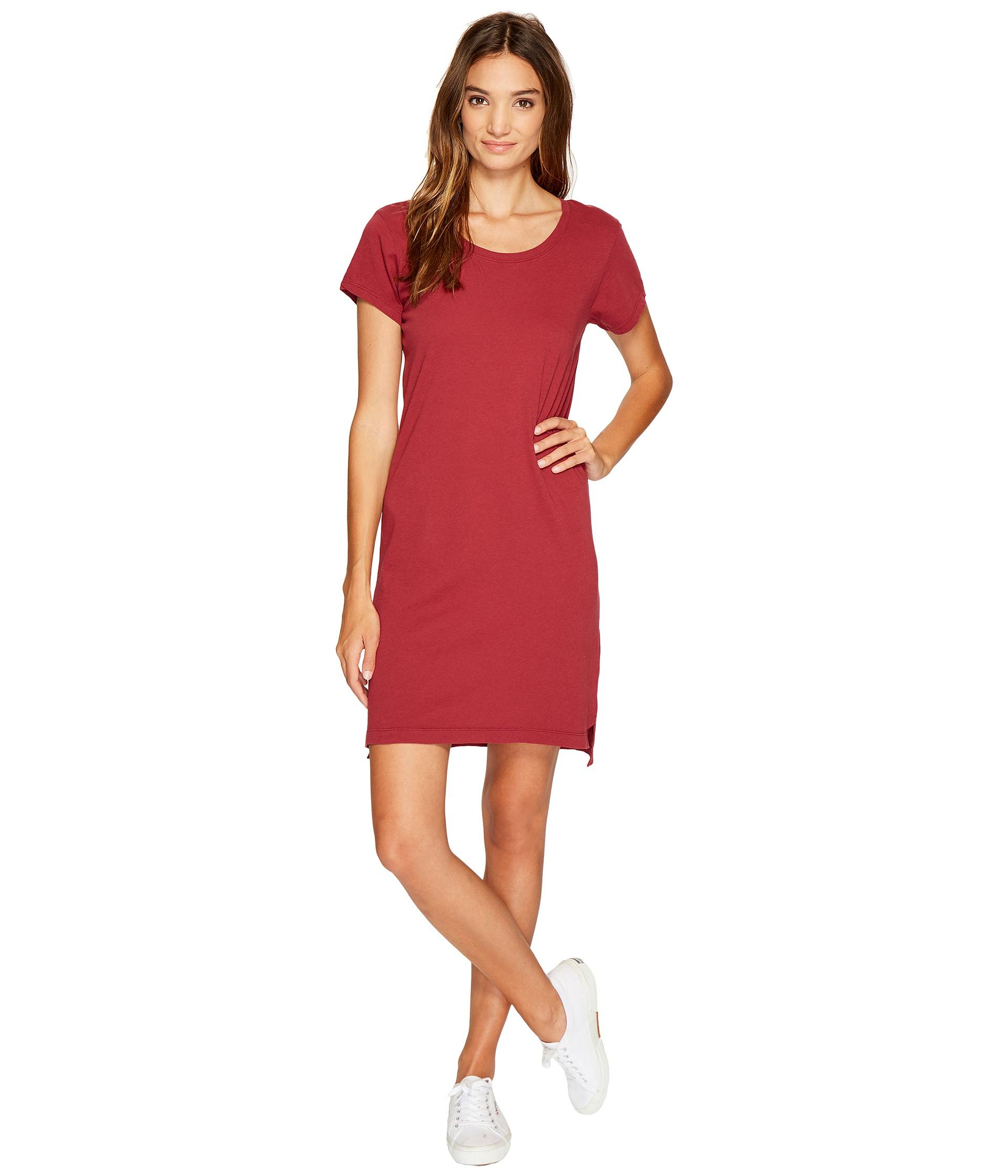Alternative Cotton Jersey Legacy T-Shirt Dress at Zappos.com