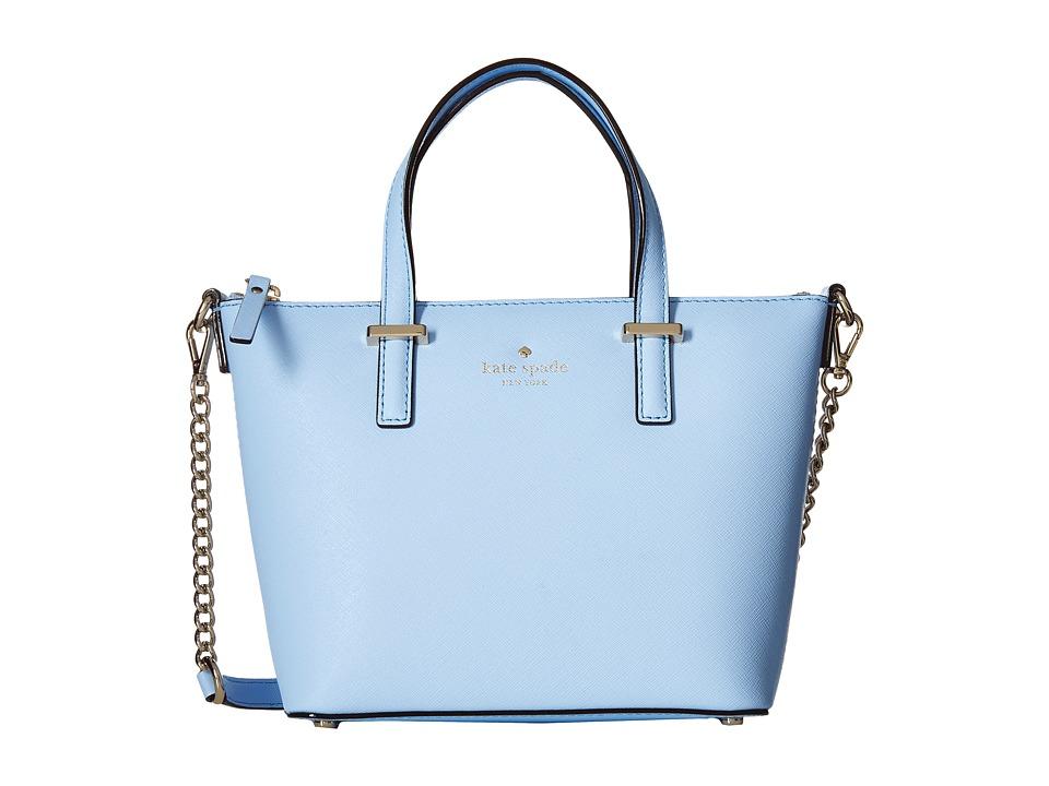Kate Spade New York Cedar Street Harmony Crossbody Sky Blue Cross Body Handbags
