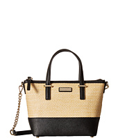 Kate Spade New York - Cedar Street Straw Harmony Crossbody