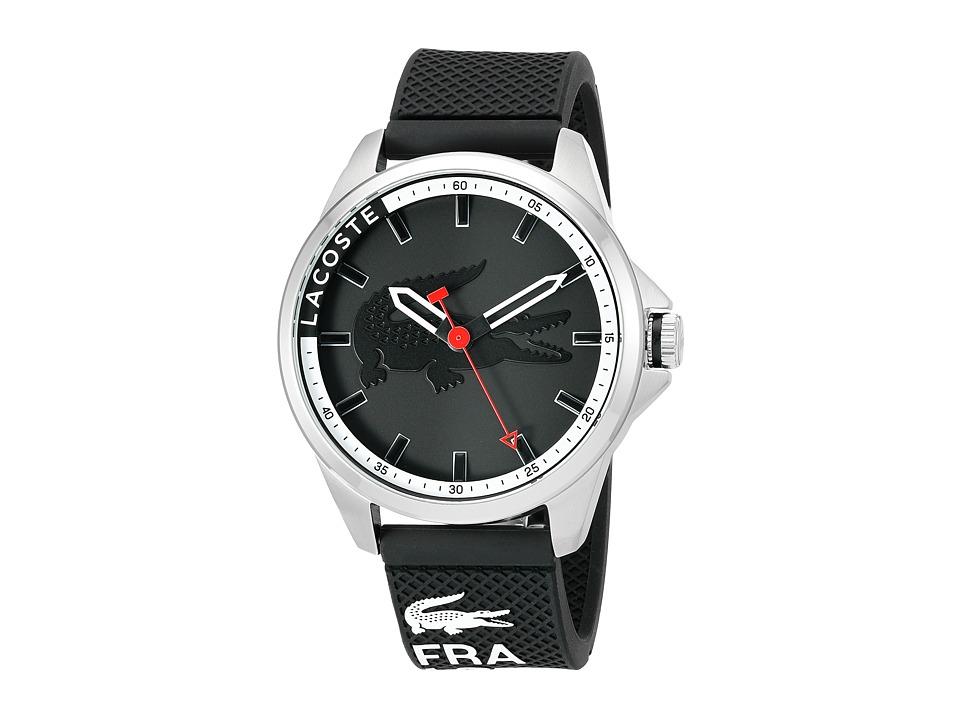 Lacoste 2010840 CAPBRETON Black/Black Watches