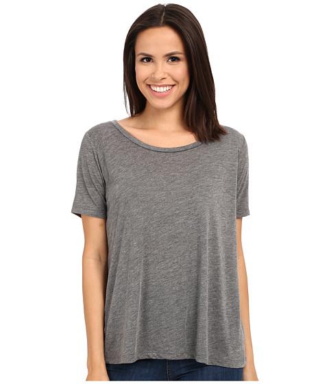 Alternative Melange Jersey Boxy T-Shirt