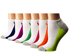 LAUREN Ralph Lauren Contrast Sole Heel Toe 6-Pack