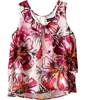 Marciano Kids - Shari Tulip Printed Top (Big Kids)