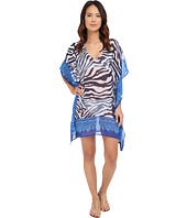Tommy Bahama - Zebra Engineered Tunic Cover-Up