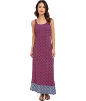 Tommy Bahama - Lace Medallion Long Tank Dress Cover-Up