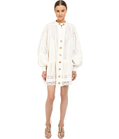 Just Cavalli - Woven Flounce Shirtdress