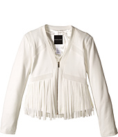 Marciano Kids - Suede Fringe Jacket (Big Kids)