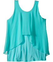 Marciano Kids - Casey Layer Gorgette Top (Big Kids)