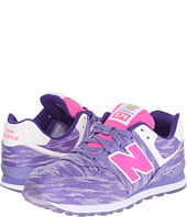 New Balance Kids - Summer Waves 574 (Big Kid)
