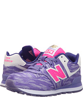 New Balance Kids - Summer Waves 574 (Little Kid)