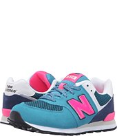 New Balance Kids - Summer Utility 574 (Big Kid)