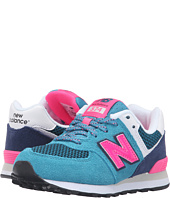 New Balance Kids - Summer Utility 574 (Little Kid)