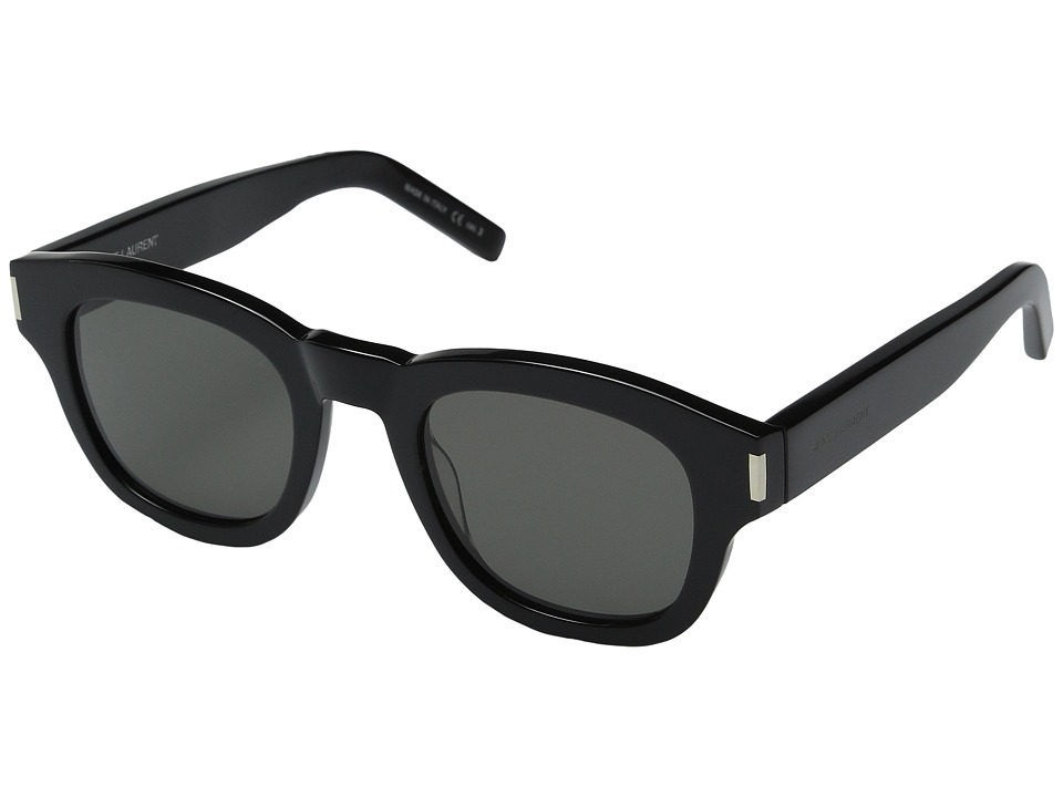 Saint Laurent Bold 2 Black/Smoke Fashion Sunglasses
