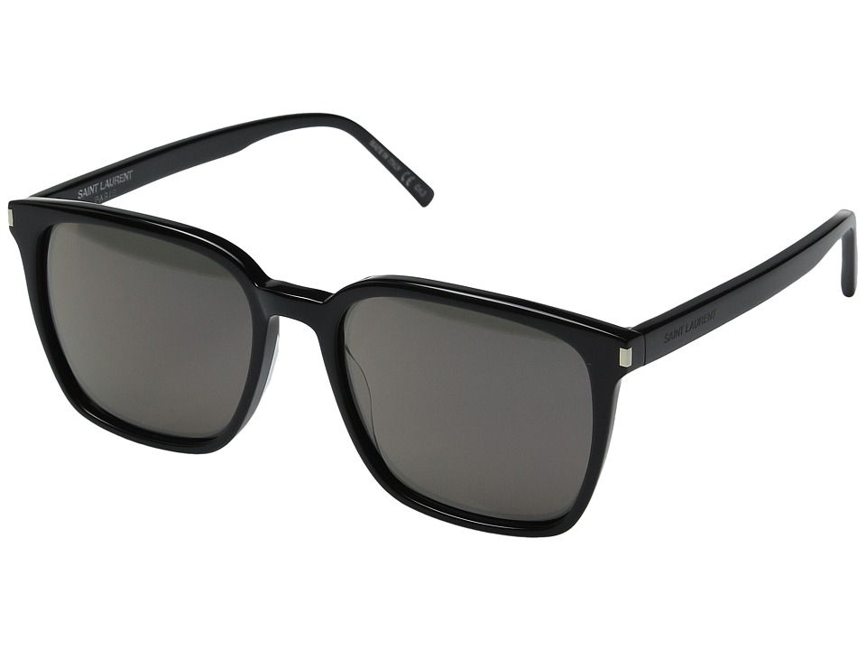 deb0e46fca23 ... UPC 889652007588 product image for Saint Laurent - SL 93 (Black/Solid  Smoke) ...