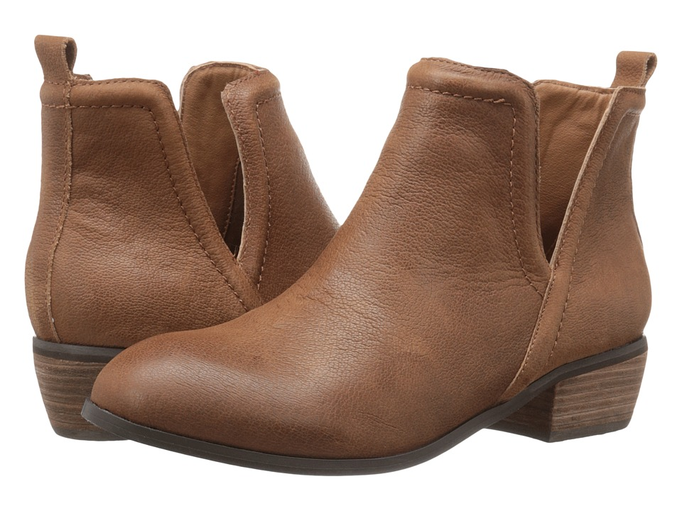Sbicca Silvercity Tan Womens Boots