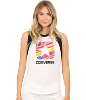 Converse - Box Star Sleeveless Raglan Tee