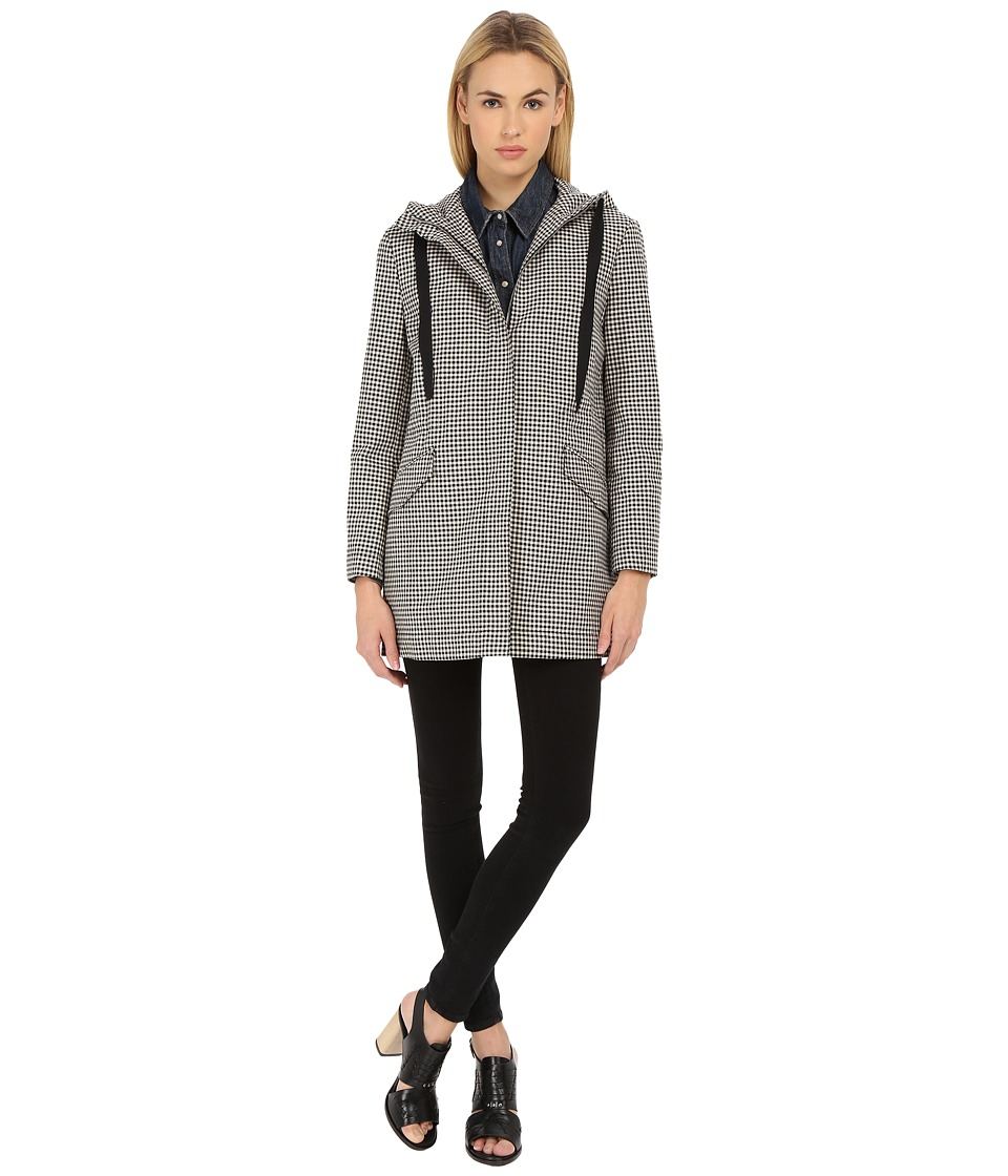 RED VALENTINO Giubbino Coat Nero Womens Coat