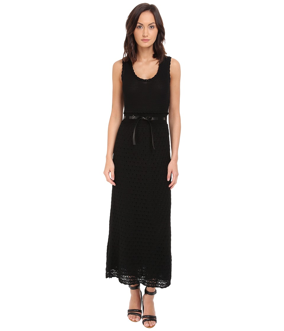 RED VALENTINO Abito Maglia Dress Nero Womens Dress