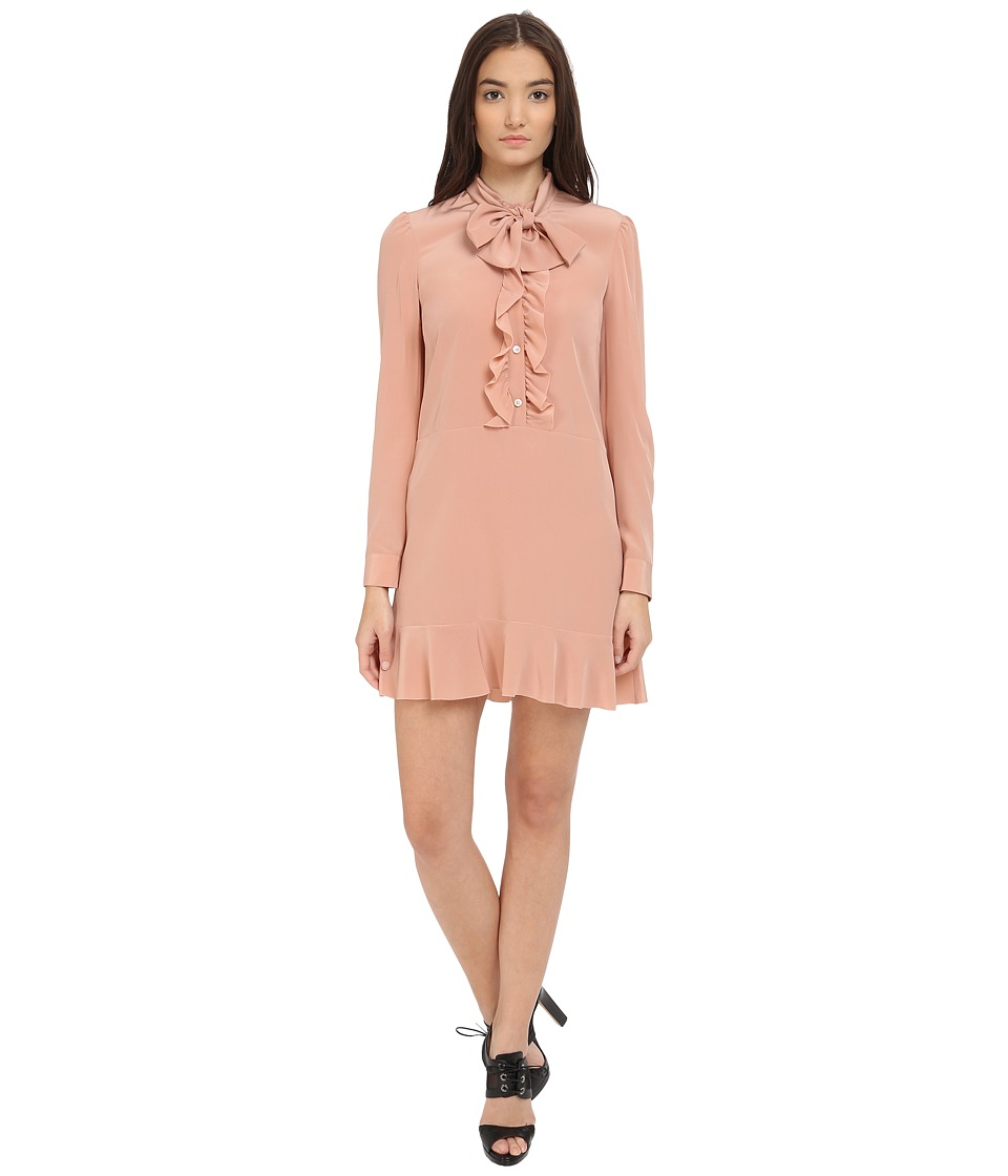 RED VALENTINO Abito Dress Nudo Womens Dress