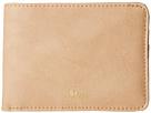 Obey Gentry Bi-Fold Wallet (Tan)