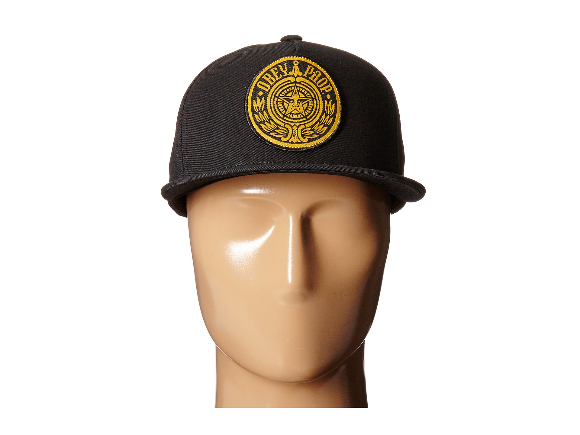 obey maximus snapback hat at zappos