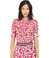 Kate Spade New York - Mini Rose Ruffle Shirt