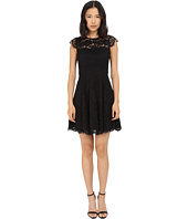 Kate Spade New York - Rose Lace Fit and Flare Dress
