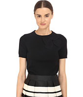 Kate Spade New York - Fitted Bow Sweater