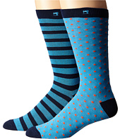 Scotch & Soda - 2-Pack Classic Socks