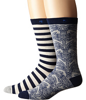 Scotch & Soda - 2-Pack Classic Socks in Fun Pattern