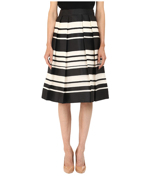 Kate Spade New York Cape Stripe Organza Skirt