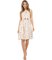 Kate Spade New York - Faye Floral Belted Chiffon Dress