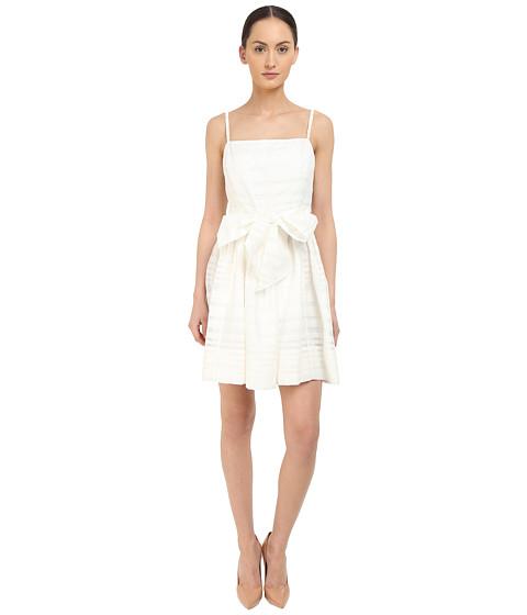 Kate Spade New York Ribbon Organza Bow Dress