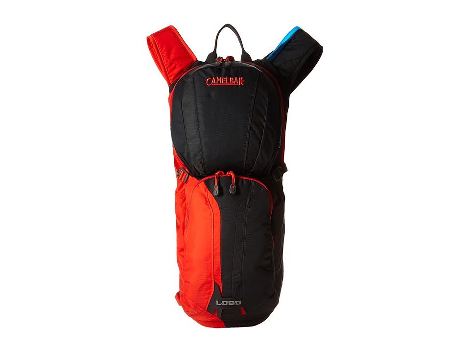 CamelBak Lobo 100 o.z Charcoal/Ember Backpack Bags