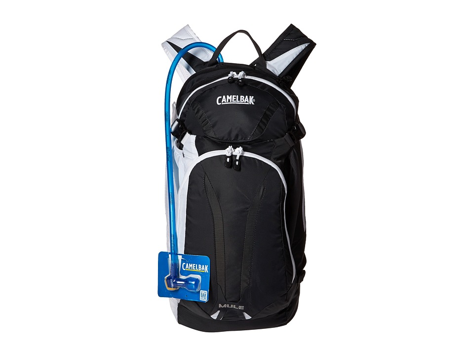 CamelBak - M.U.L.E. 100 oz (Charcoal/White) Backpack Bags