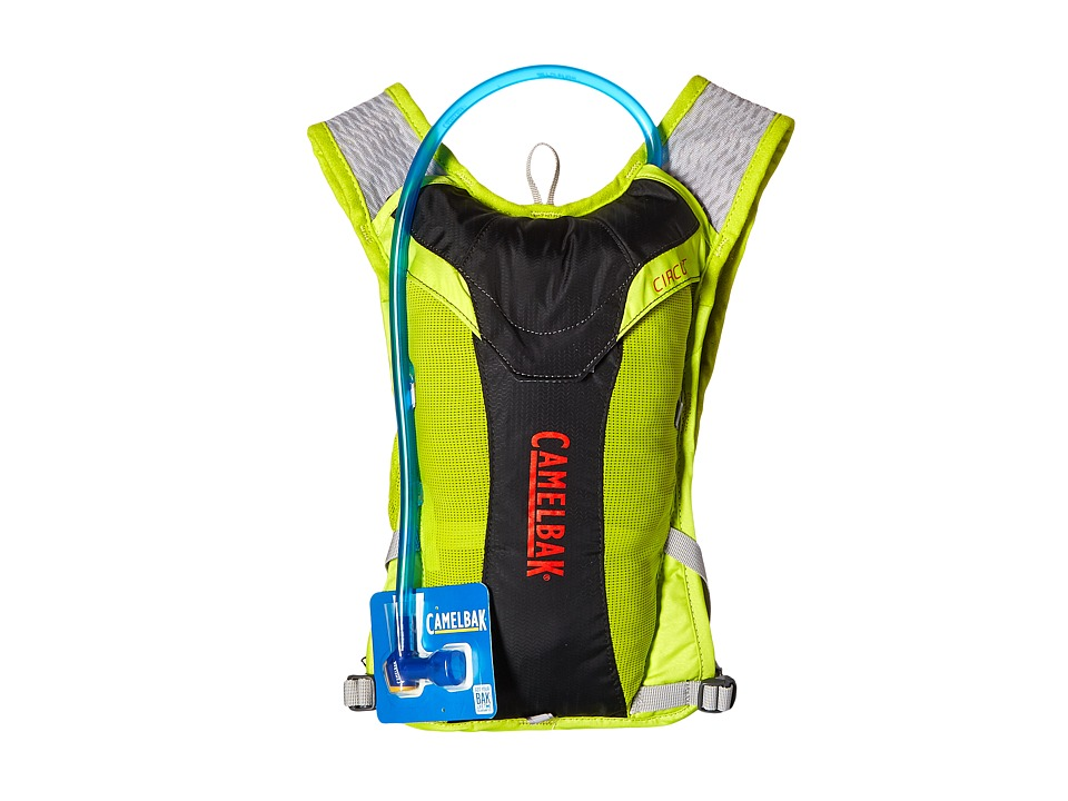 CamelBak Circuit 50 oz Lime Punch/Charcoal Backpack Bags