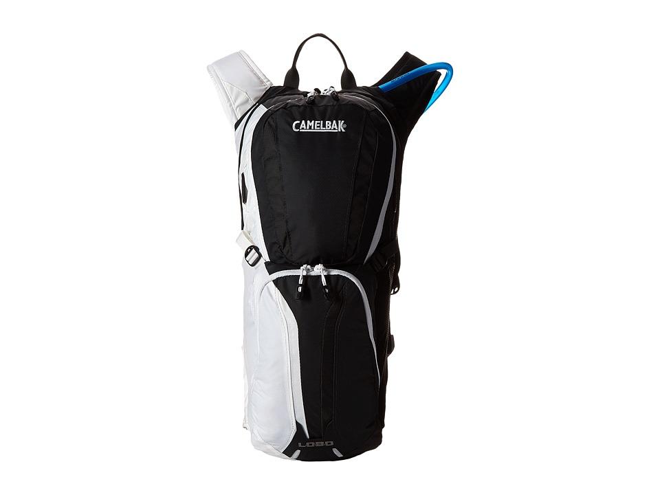 CamelBak Lobo 100 o.z Charcoal/White Backpack Bags