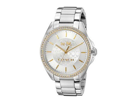 COACH Tristen 36mm Bracelet Watch