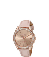 COACH - Tristen 36mm Leather Watch