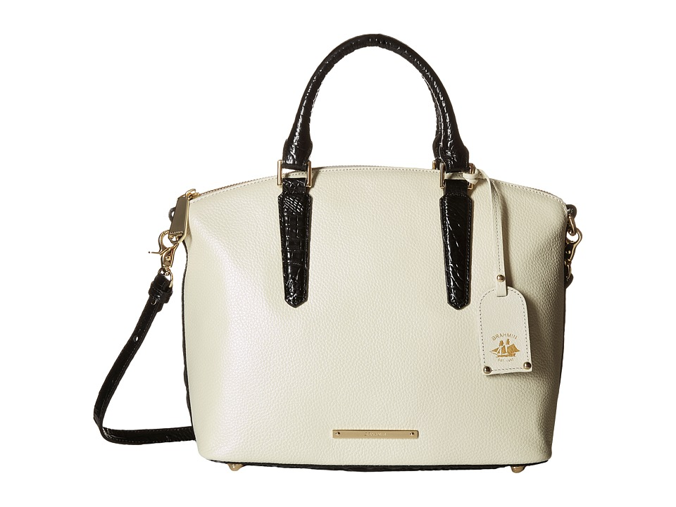 Brahmin Duxbury Satchel Gem Satchel Handbags