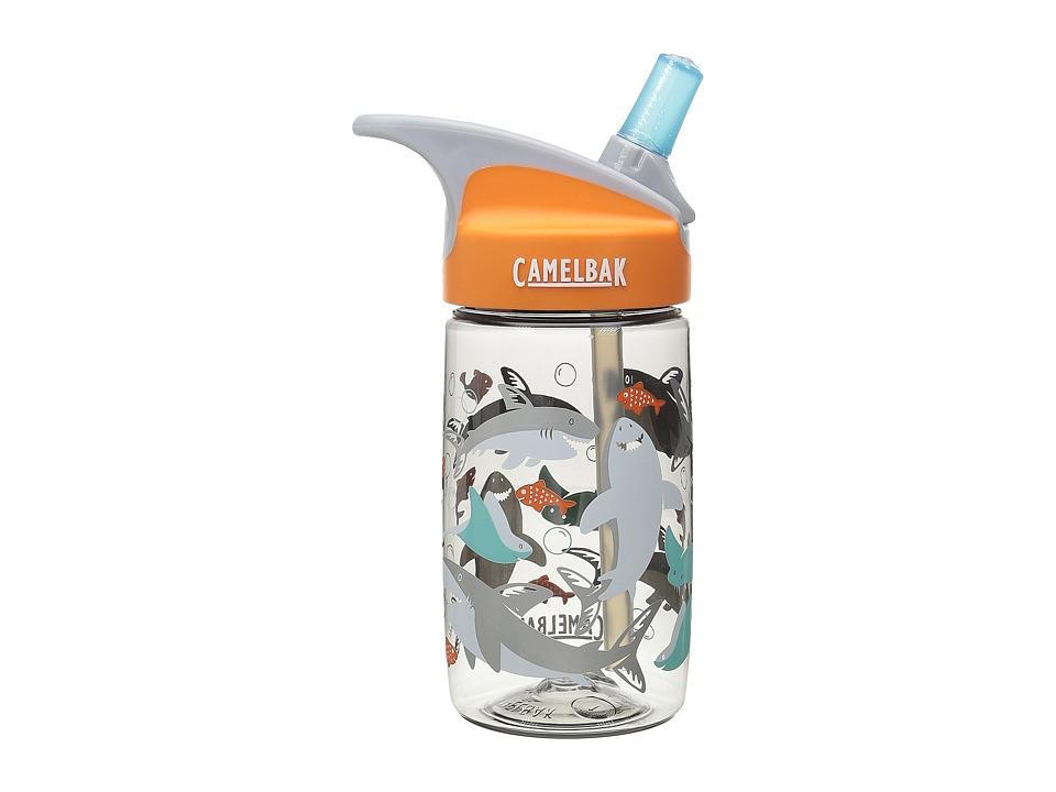 CamelBak CamelBak eddy Kids .4L Sharks Outdoor Sports Equipment