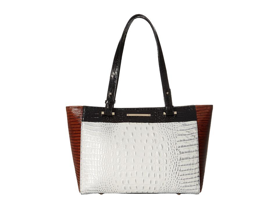 Brahmin Medium Arno Halo Handbags