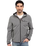 Levi's® - Softshell Classic Zip Front Hoodie