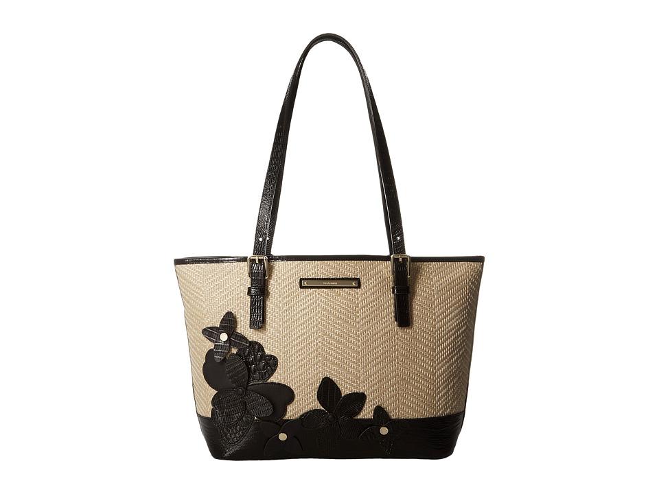 Brahmin Medium Asher Black Handbags