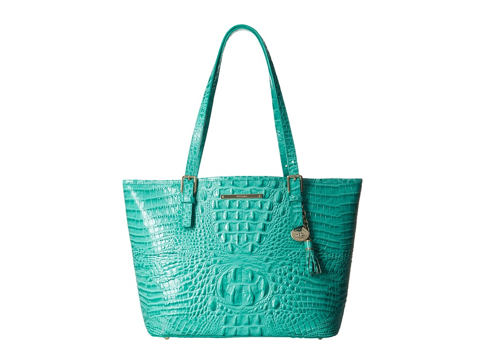 Brahmin Medium Asher Mermaid Tote Handbags