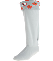 Hunter - Original Tall Floral Cuff Boot Sock Nylon